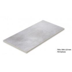 0185 Террасная пластина 705 betone