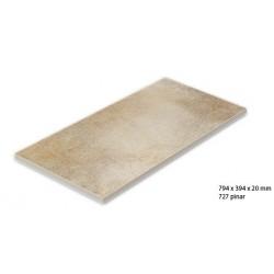 0185 Террасная пластина 727 pinar
