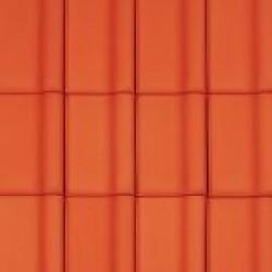 Черепица Laumans Tiefa 2000 Variabel Nr. 11 - naturrot (Рядная)