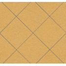 Регент с плиткой KERAVETTE 320 sandgelb толщина 40мм добор
