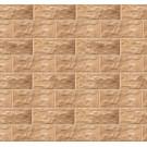 Регент с плиткой KERABIG KS 14 braun-bunt толщина 40мм рядовая