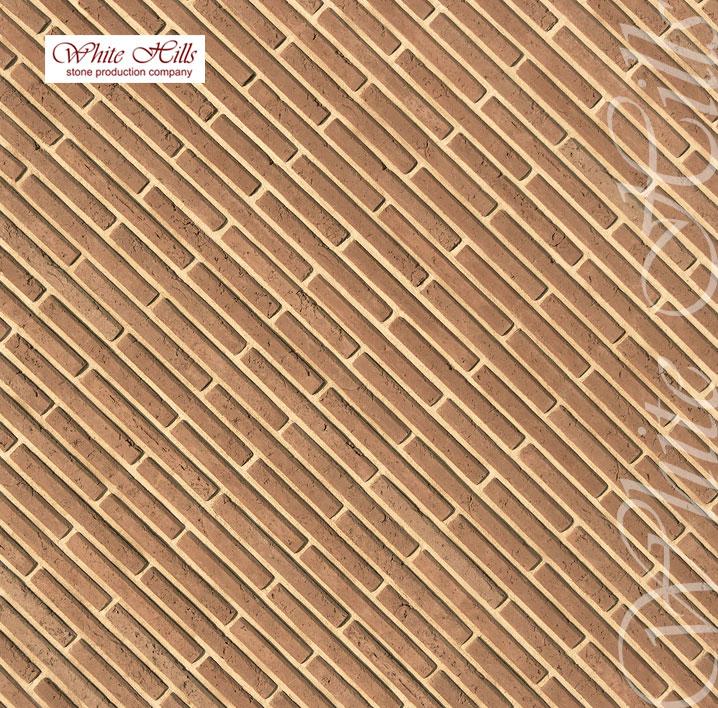 Декоративный облицовочный кирпич Тиволи брик