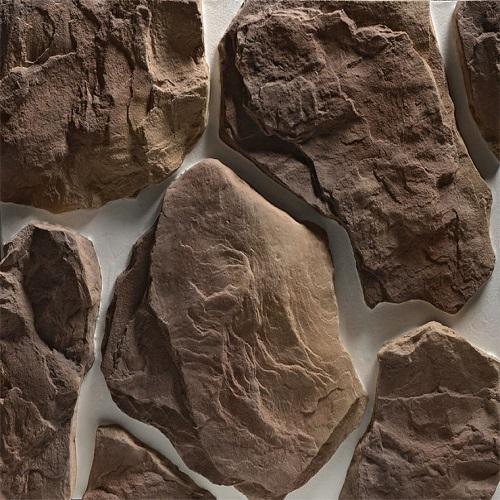 Искусственный камень – Коллекция «Бергамо»