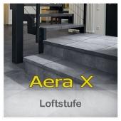 Коллекция ступеней Aera Х