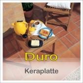 Серия KERAPLATTE DURO, глазурованая