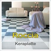 Глазурованная клинкерная плитка серии Roccia