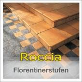 Roccia - глазурованные ступени