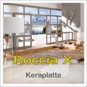 Cерия глазурованной клинкерной плитки Roccia X