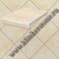 Плитка  KERAPLATTE ROCCIA, глазурованая 833 corda