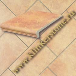 Плитка KERAPLATTE ROCCIA, глазурованая 834 giallo