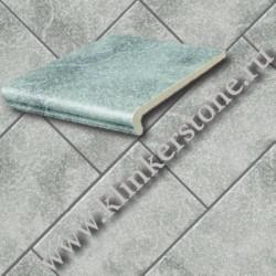 Плитка KERAPLATTE ROCCIA, глазурованая 840 grigio