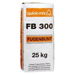Quick-Mix FB 300 серая
