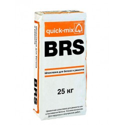Quick-mix BRS