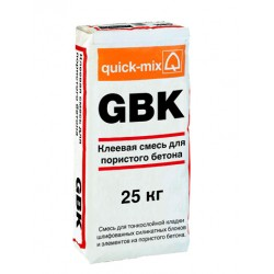 Quick-mix GBK