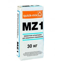 Quick-mix MZ 1 h